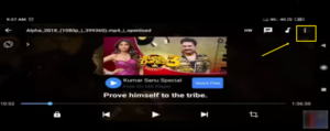 Mx Player me movie language kaise badle