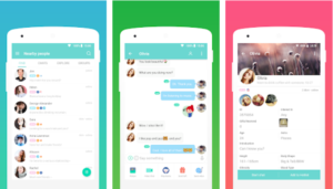 Live streaming app detail in hindi, Say hi