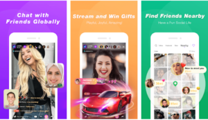 Mobile dating apps detail in hindi, Live me