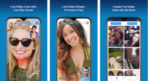 Online video chatting app detail in hindi, Yalla