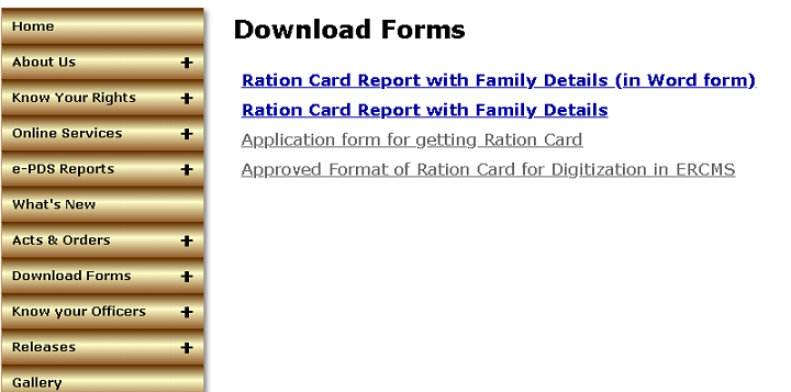 Jammu And Kashmir Ration Card Online Apply 2020 In Hindi